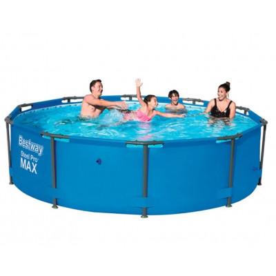 Каркасный круглый бассейн 305х76см,  4700 л Bestway 56406