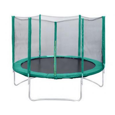 "Батут с защитной сеткой Trampoline 6"" диаметр 1,8 м"