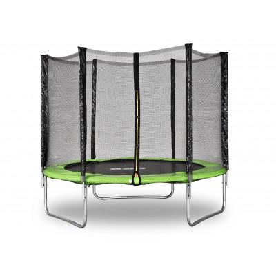"Батут с защитной сеткой Trampoline 10"" диаметр 3,0 м"