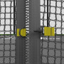 Батут UNIX line Simple 10 ft Color (inside) 305 см ВНУТРЕННЯЯ сетка