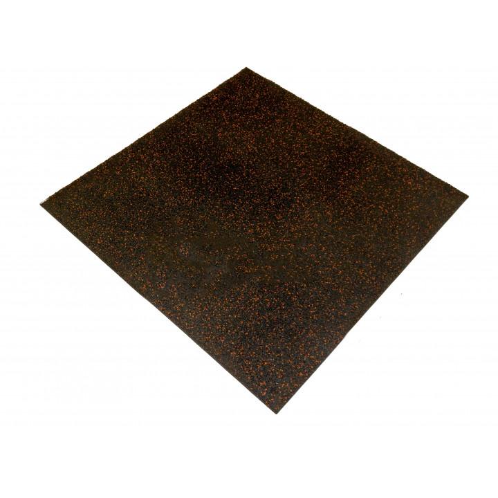 Резиновая плитка Rubblex Mix (40%)