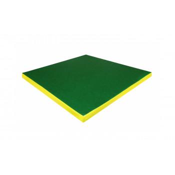 Мат гимнастический 1,0х1,0х0,06 метра